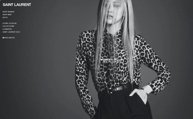 Rosé (BLACKPINK) trở thành đại sứ toàn cầu của Saint Laurent - Ảnh 2.