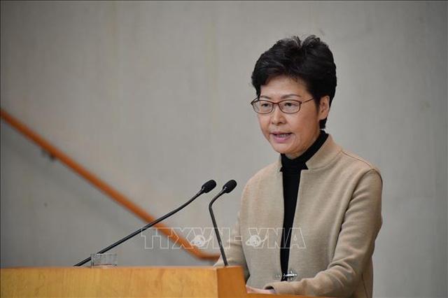 Trung Quốc chính thức thông qua Luật An ninh Hong Kong - Ảnh 2.