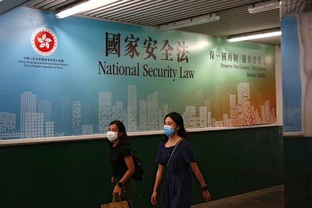 Trung Quốc chính thức thông qua Luật An ninh Hong Kong - Ảnh 1.