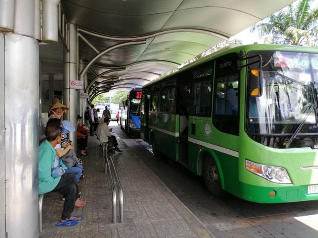 TP.HCM dừng nhiều tuyến xe bus từ 1/7 - Ảnh 1.