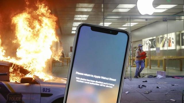 """Đập phá cửa hàng, """"hôi của"""" iPhone: Đừng nghĩ dễ """"ăn"""" của Táo khuyết - Ảnh 2."""