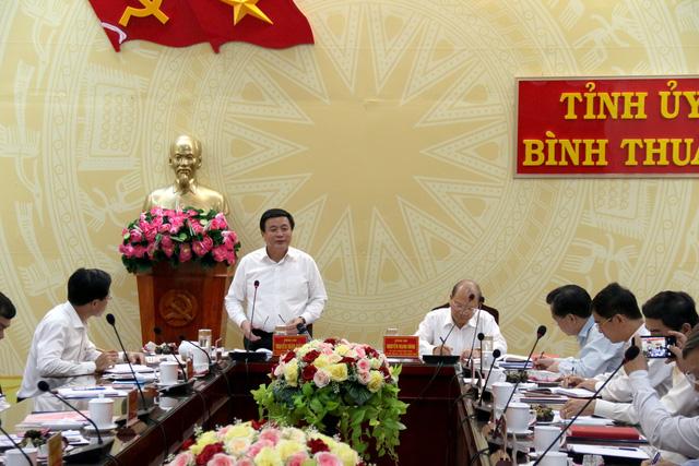 Lãnh đạo Đảng kiểm tra công tác tổ chức Đại hội đảng bộ các cấp - Ảnh 2.