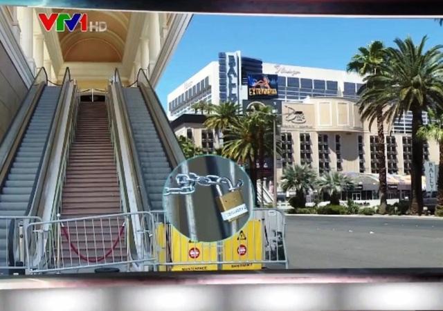 Thành phố Las Vegas (Mỹ) trải qua giấc ngủ không yên - Ảnh 2.