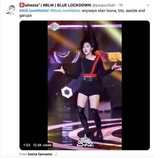 Fans K-POP chiếm lĩnh Hashtag #WhiteLivesMatter - Ảnh 6.