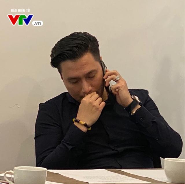 Diễn viên Việt Anh bỗng bị vô hiệu hóa trang Facebook cá nhân - Ảnh 1.