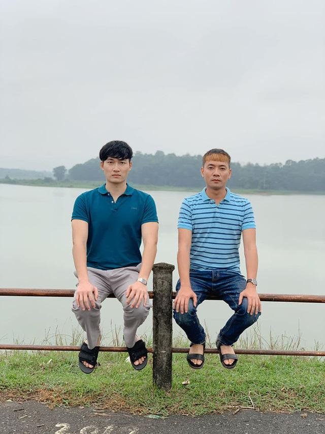 Kết thúc quay Những ngày không quên, Mr Kilogram - Việt Bắc hé lộ loạt ảnh hiếm hậu trường - Ảnh 23.