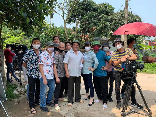 Kết thúc quay Những ngày không quên, Mr Kilogram - Việt Bắc hé lộ loạt ảnh hiếm hậu trường - Ảnh 17.
