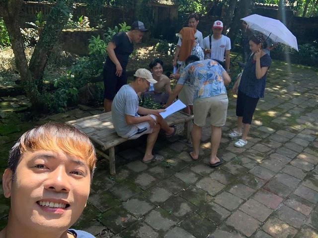 Kết thúc quay Những ngày không quên, Mr Kilogram - Việt Bắc hé lộ loạt ảnh hiếm hậu trường - Ảnh 14.