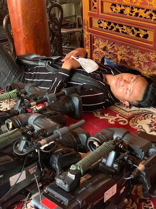Kết thúc quay Những ngày không quên, Mr Kilogram - Việt Bắc hé lộ loạt ảnh hiếm hậu trường - Ảnh 8.