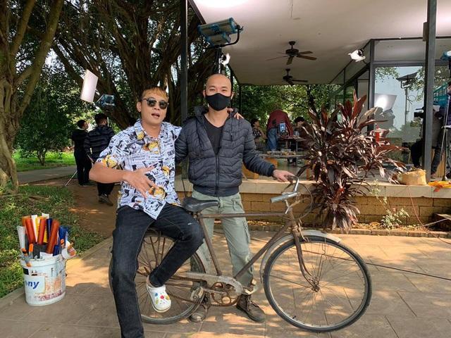 Kết thúc quay Những ngày không quên, Mr Kilogram - Việt Bắc hé lộ loạt ảnh hiếm hậu trường - Ảnh 6.