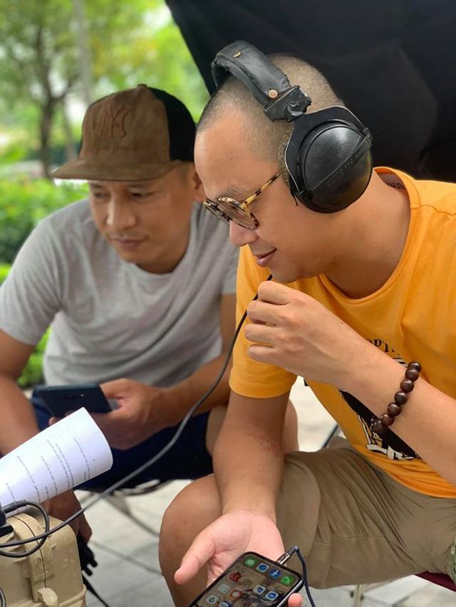 Kết thúc quay Những ngày không quên, Mr Kilogram - Việt Bắc hé lộ loạt ảnh hiếm hậu trường - Ảnh 4.