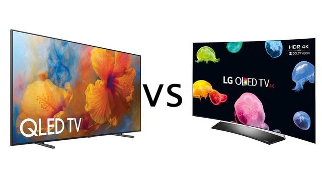 Samsung và LG nhất trí không khiếu nại lẫn nhau về quảng cáo TV QLED - Ảnh 1.