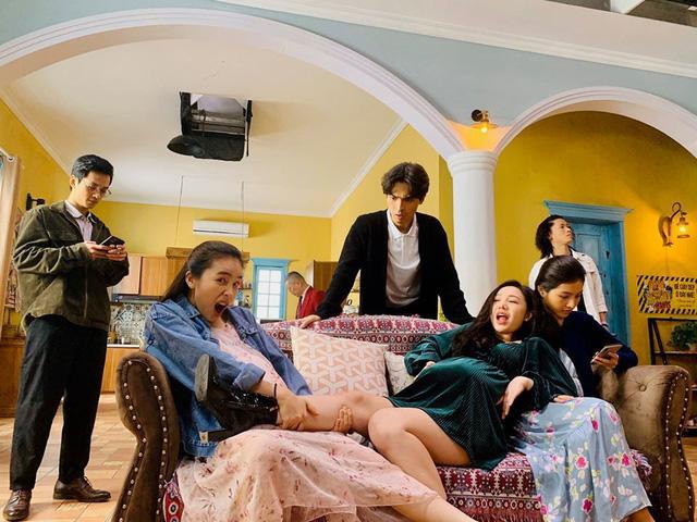Dàn diễn viên, đạo diễn Nhà trọ Balanha đồng loạt chia sẻ điều này sau tập cuối - Ảnh 3.