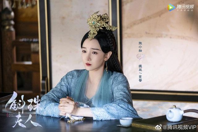 Dương Mịch cực đẹp trai trong poster Cửu châu hộc phu nhân - Ảnh 3.