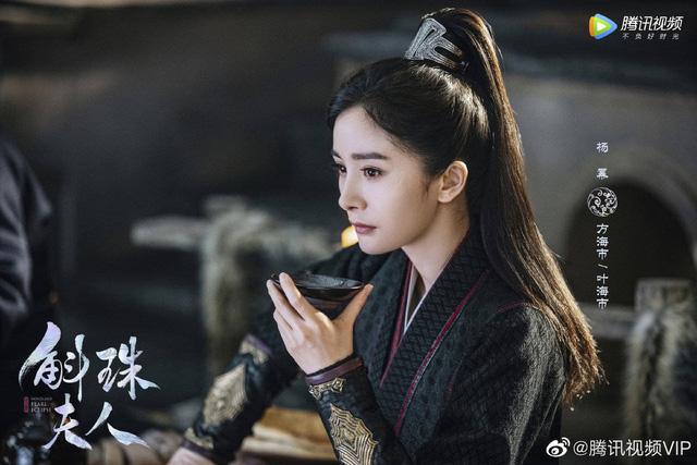 Dương Mịch cực đẹp trai trong poster Cửu châu hộc phu nhân - Ảnh 1.