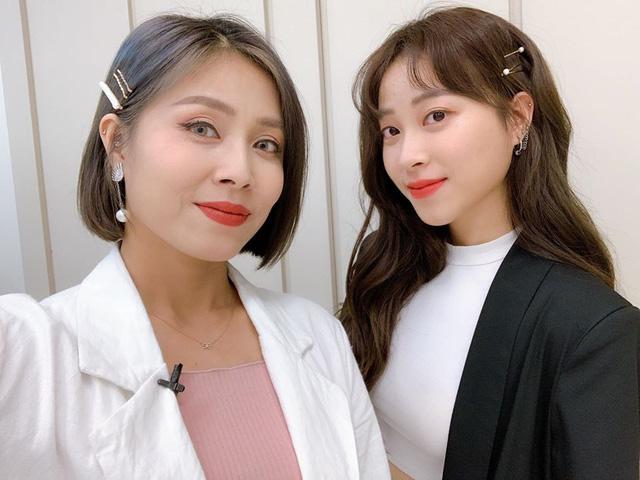 Những cô em gái xinh đẹp và tài năng của các MC, BTV nổi tiếng - Ảnh 2.