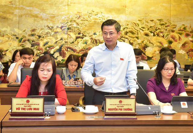 Đại biểu Hà Nội: Nhiều khi đến các địa phương khác, tôi ước Thủ đô được như vậy! - Ảnh 2.