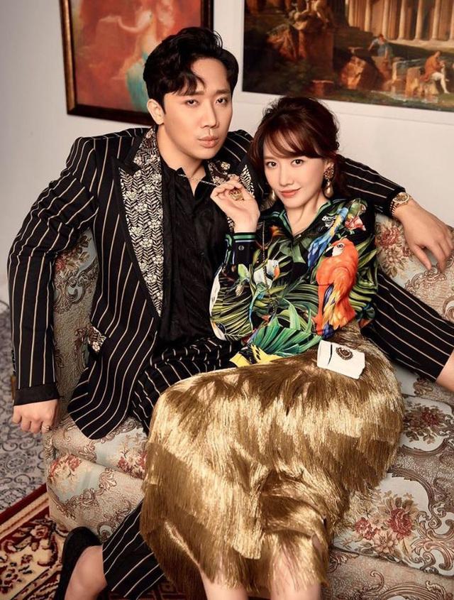 Trấn Thành ôm ấp Hari won trong bộ ảnh mới - ảnh 5