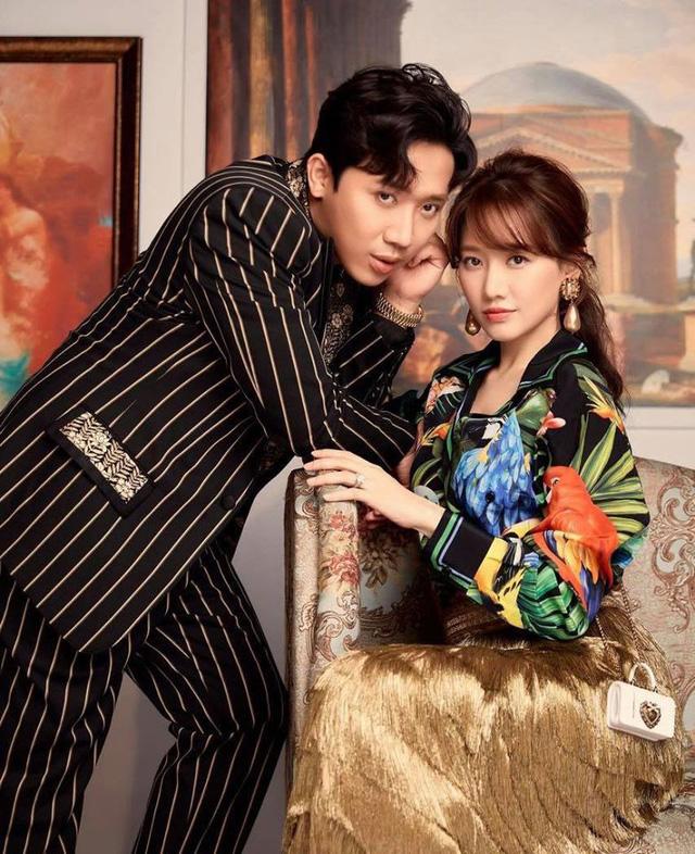 Trấn Thành ôm ấp Hari won trong bộ ảnh mới - ảnh 3