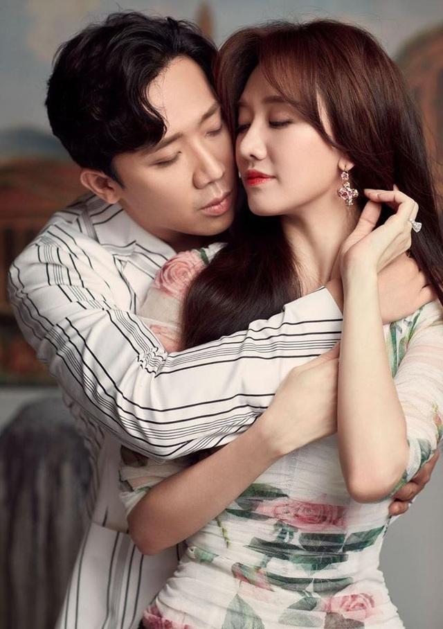 Trấn Thành ôm ấp Hari won trong bộ ảnh mới - ảnh 6