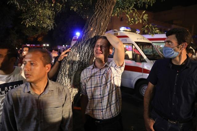 Nổ lớn tại phòng khám ở Iran, 19 người thiệt mạng - ảnh 1