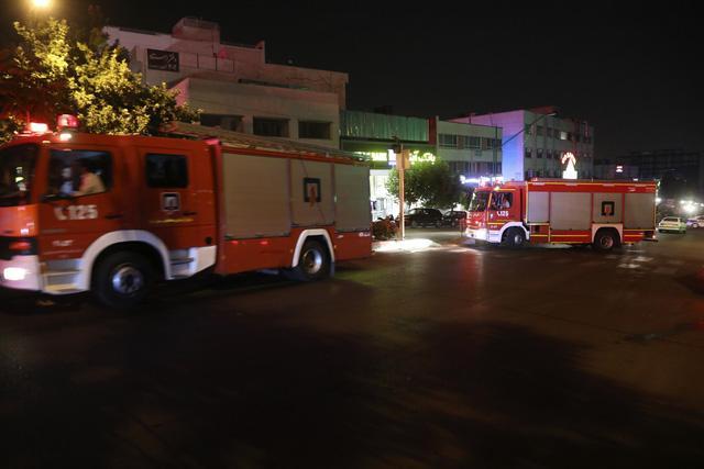 Nổ lớn tại phòng khám ở Iran, 19 người thiệt mạng - ảnh 3