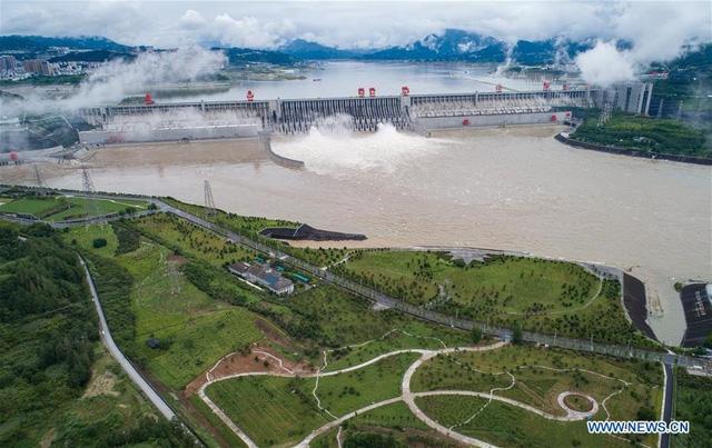 Mưa lũ lịch sử tại miền Nam Trung Quốc, đập Tam Hiệp phải hoạt động hết công suất - Ảnh 2.
