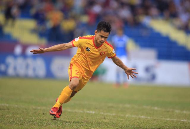 Chùm ảnh: Đình Tùng và Samson tỏa sáng, CLB Thanh Hóa đánh bại Than Quảng Ninh (Vòng 7 V.League) - Ảnh 12.