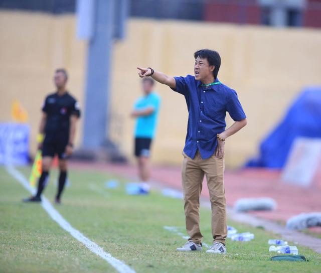 Chùm ảnh: Đình Tùng và Samson tỏa sáng, CLB Thanh Hóa đánh bại Than Quảng Ninh (Vòng 7 V.League) - Ảnh 4.