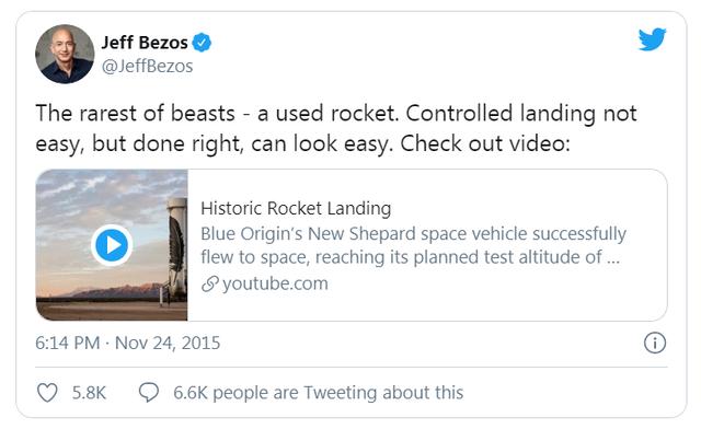 Elon Musk vs Jeff Bezos: Cà khịa không phải lần đầu, cuộc chiến đã có từ lâu - Ảnh 3.