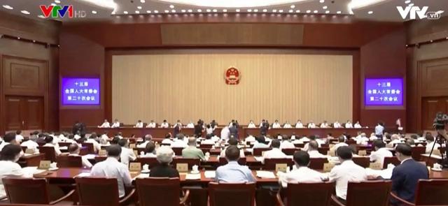 Luật An ninh quốc gia tại Hong Kong là sự chuyển biến mang tính bước ngoặt - Ảnh 1.
