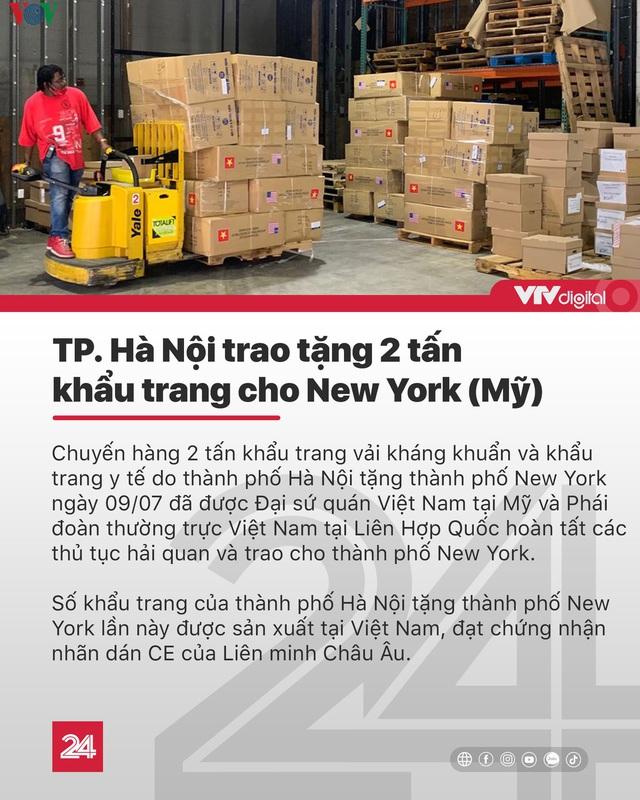 Tin nóng đầu ngày 10/7: Bắt giữ, cách ly khẩn cấp 33 người nhập cảnh trái phép vào Việt Nam - Ảnh 6.