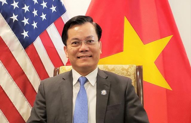 Đại sứ Việt Nam tại Mỹ: Du học sinh Việt Nam tại Mỹ cần cân nhắc kỹ có nên về nước hay không? - Ảnh 1.