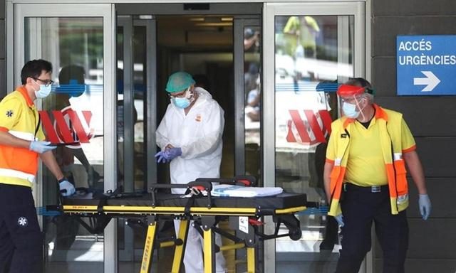 Hơn 12,3 triệu người mắc COVID-19 toàn cầu, Tổng thống Bolivia dương tính với SARS-CoV-2 - Ảnh 1.