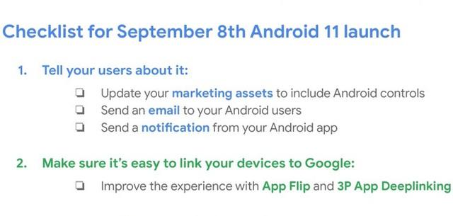 Android 11 vô tình lộ ngày ra mắt chính thức - Ảnh 1.