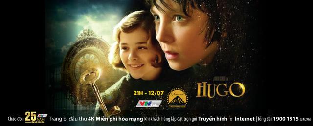 Đón xem tuyệt tác Hugo trên VTVcab - Ảnh 1.