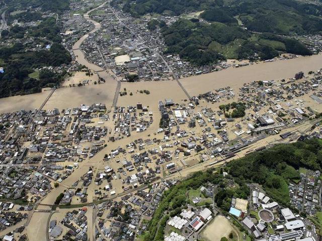 Nhật Bản: Mưa lũ cướp sinh mạng 63 người, ít nhất 16 người mất tích - Ảnh 2.