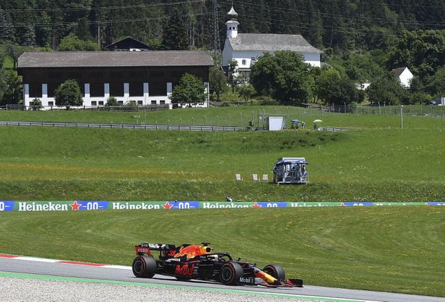 Max Verstappen đạt thành tích tốt nhất buổi chạy thử GP Styria - Ảnh 2.