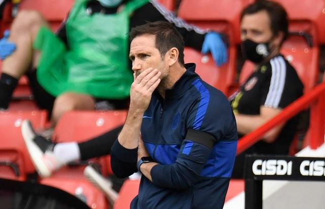 Lampard nói gì sau thảm bại trước Sheffield? - Ảnh 2.