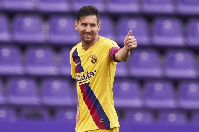 Messi thiết lập kỷ lục chưa từng có tại La Liga - Ảnh 2.