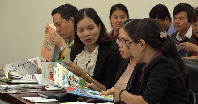 Làm thế nào để 70.000 giáo viên lớp 1 sử dụng sách giáo khoa mới hiệu quả? - Ảnh 1.