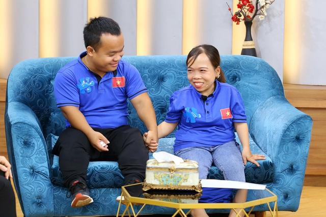Ốc Thanh Vân xúc động với ước mơ một đám cưới nhỏ không thể thực hiện của cặp đôi khuyết tật - Ảnh 1.