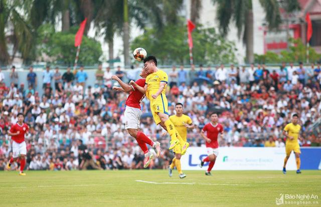 Sông Lam Nghệ An - Hồng Lĩnh Hà Tĩnh: Trận derby lịch sử (17h ngày 12/7) - Ảnh 3.