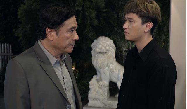 Lựa chọn số phận - Tập 19: Trong lúc chạy án, bố Đức thản nhiên hỏi con trai cần tiền không - ảnh 1