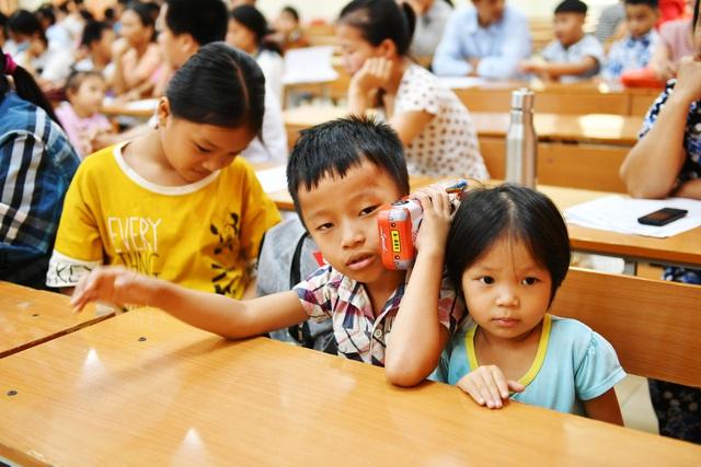 Phát hiện 213 trẻ em mắc dị tật tim bẩm sinh tại Thanh Hoá - Ảnh 15.