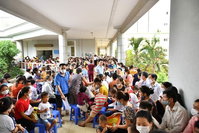 Phát hiện 213 trẻ em mắc dị tật tim bẩm sinh tại Thanh Hoá - Ảnh 14.