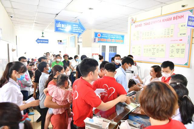 Phát hiện 213 trẻ em mắc dị tật tim bẩm sinh tại Thanh Hoá - Ảnh 13.