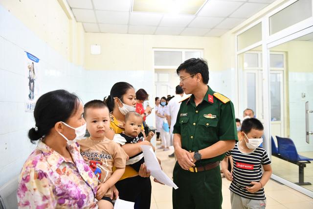 Phát hiện 213 trẻ em mắc dị tật tim bẩm sinh tại Thanh Hoá - Ảnh 12.