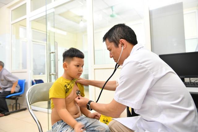Phát hiện 213 trẻ em mắc dị tật tim bẩm sinh tại Thanh Hoá - Ảnh 11.