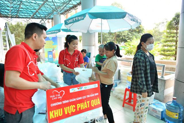 Phát hiện 213 trẻ em mắc dị tật tim bẩm sinh tại Thanh Hoá - Ảnh 8.